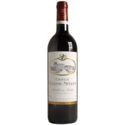 Château CHASSE SPLEEN 2001