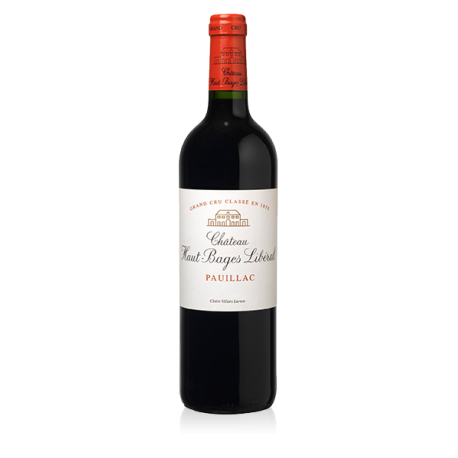 CH. HAUT BAGES LIBERAL 2010