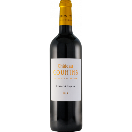Château COUHINS Rouge 2014