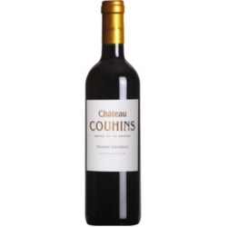 CH. COUHINS Rouge 2015