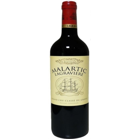 CH. MALARTIC LAGRAVIERE Rouge