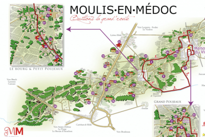 L'appellation Moulis-en Médoc